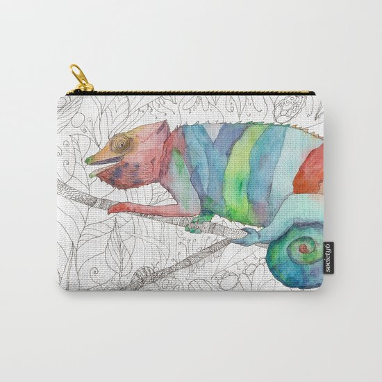 Chameleon Fail Carry-All Pouch