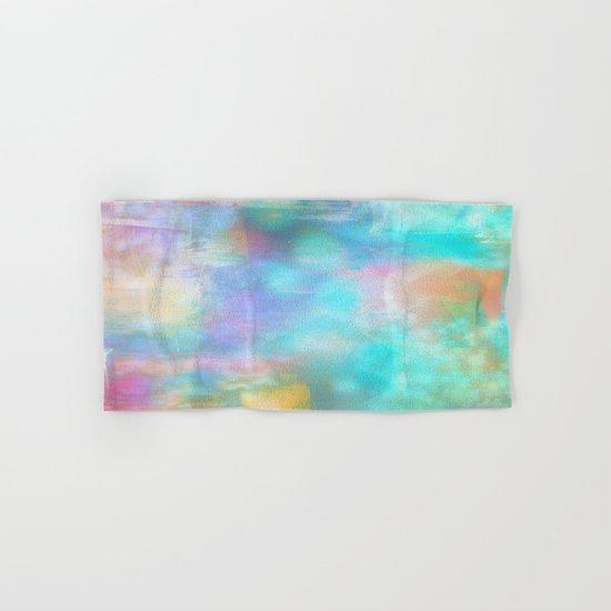 Morning Sky Abstract Hand & Bath Towel