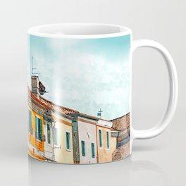 Burano Island #painting #digitalart #travel Coffee Mug
