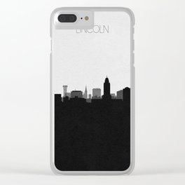 City Skylines: Lincoln Clear iPhone Case