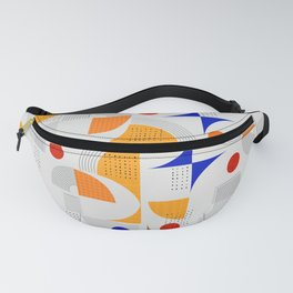 Mid-century abstract no2 Fanny Pack