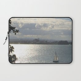 By the bay Laptop Sleeve