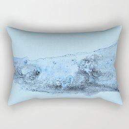 bluish texture Rectangular Pillow