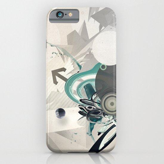 ASCEND (version zero) iPhone & iPod Case