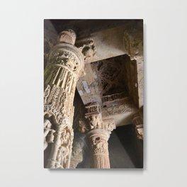 Indian Sun Temple Metal Print