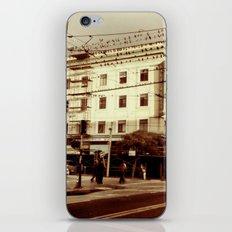 sixteenth iPhone & iPod Skin