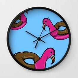 FlamoNuts Wall Clock