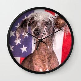 Mo Wall Clock
