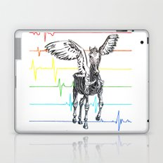 Pegasus Flatlining Laptop & iPad Skin