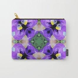 Parma Violet Carry-All Pouch