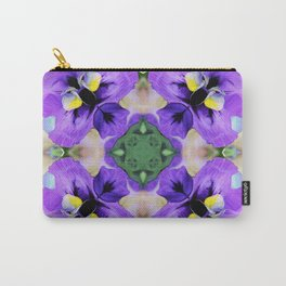 Parma Violet Carry-All Pouch