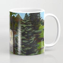 Roman Pine Coffee Mug