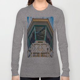 Surf City Reflects  Long Sleeve T-shirt