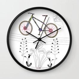 Photo Bicycle Wall Clock