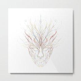 The Dreamer Metal Print
