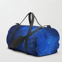 Northern Sky Constellations Map Duffle Bag