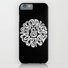 Sex Drugs & Rock n Roll Slim Case iPhone 6