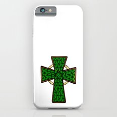 Shamrock Celtic Cross iPhone 6s Slim Case