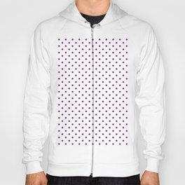 Dots (Purple/White) Hoody