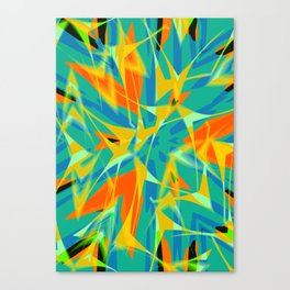 Spring Zing1 Canvas Print
