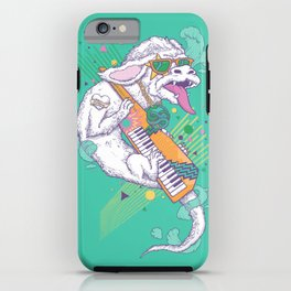 NeverEnding Solo iPhone Case