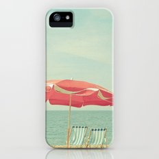 Deserted Beach iPhone (5, 5s) Slim Case