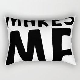 DECAF MAKES ME DEPRESSO T-SHIRT Rectangular Pillow
