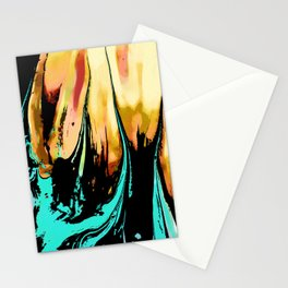 Abstract Paint - ing | 6 of 255 Stationery Cards