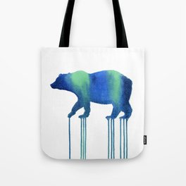 cosmic bear Tote Bag