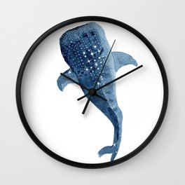 The Shark Star Wall Clock