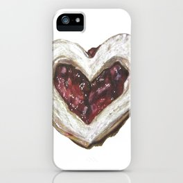 Holiday Love Cookie iPhone Case