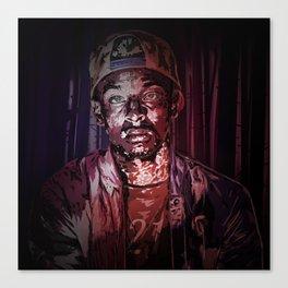 21 Savage Canvas Print