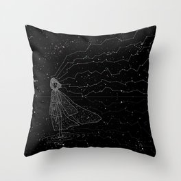 stargirl Throw Pillow