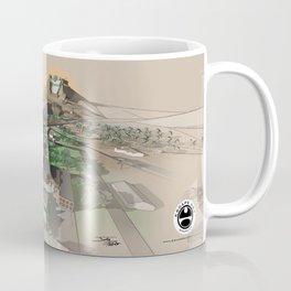 Medora Landscape Coffee Mug
