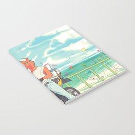 Sky Bike Notebook
