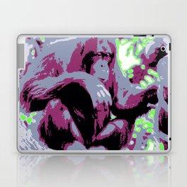 Pop Art Orang Utan Laptop & iPad Skin