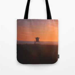LIFEGUARD TOWER II Tote Bag