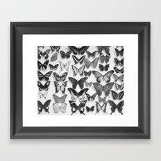 Wings II Framed Art Print
