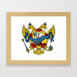 Russia Сборная (Sbornaya, The National Team) ~Group A~ Framed Art Print