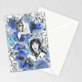 Don't give it to any girl but me Stationery Cards