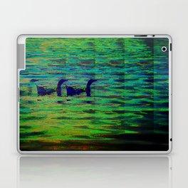 Ducks In A Row Laptop & iPad Skin