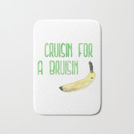 Cruisin for a Bruisin Bath Mat