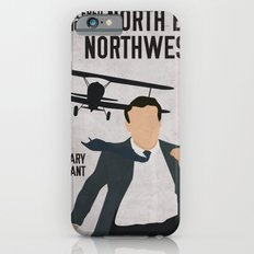 Alfred Hitchcock's North By Northwest Movie Print iPhone 6 Slim Case