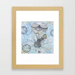 Steampunk Framed Art Print