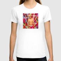 bass T-shirts featuring Jake Bass by Kimball Gray