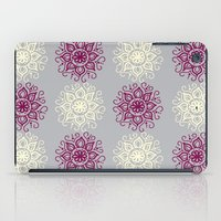 wallpaper iPad Cases featuring wallpaper by Art Stuff