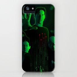 The Matrix iPhone Case
