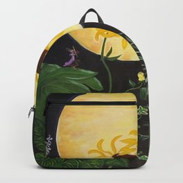 By the Blessed Moon I Vow Backpack