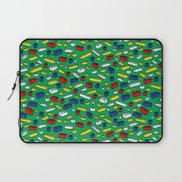 Brick by Brick Laptop Sleeve