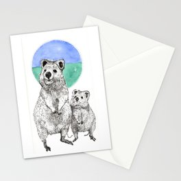 "What does ""irony"" mean to YOU? Stationery Cards"